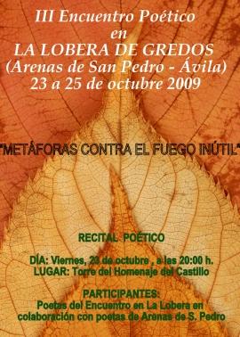 La_Lobera_23-25 OCT 09