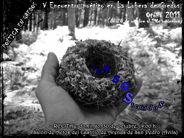 Octubre 2011: Poesía En Corto