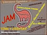 Cartel- Cómic y Literatura
