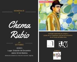 Chema Rubio DEF